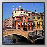 Impresión de Venecia Italia Poster