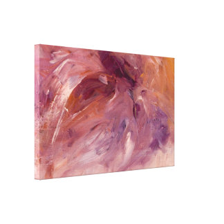 Lienzo Impresión del arte abstracto del tesoro en lona