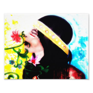 Impresión del arte de la pared, decoración casera arte con fotos