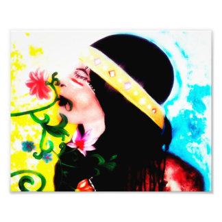 Impresión del arte de la pared, decoración casera foto