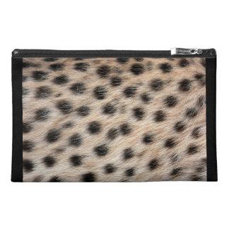 Impresión del guepardo neceser de viaje