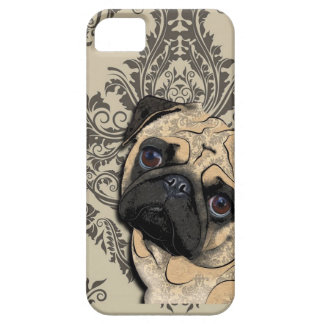 Impresión del modelo del mascota del extracto del iPhone 5 Case-Mate funda