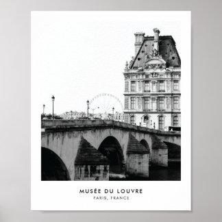 Impresión del poster de la fotografía de Musée du