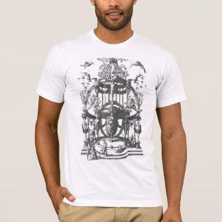 impresión del siglo XVI del ornamento Camiseta