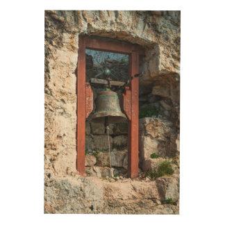 Impresión En Madera Bell en el fuerte de San Miguel, Croacia