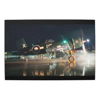 Impresión En Metal Corsario en la noche