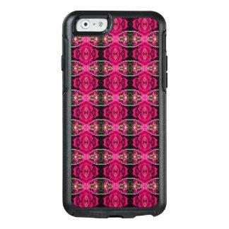 Impresión floral alternativa de la ilusión de la funda otterbox para iPhone 6/6s