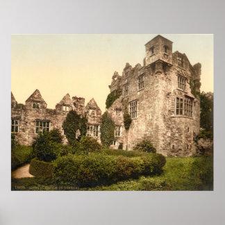Impresión fotográfica del vintage de Donegal