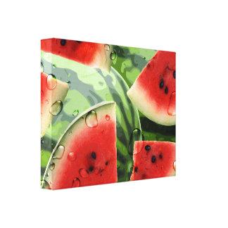 Impresión fresca de la lona de la cocina de la impresiones de lienzo