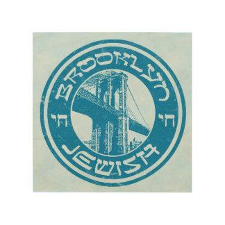 Impresión judía de Brooklyn Nueva York