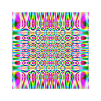 Impresión psicodélica 00002 de la lona de