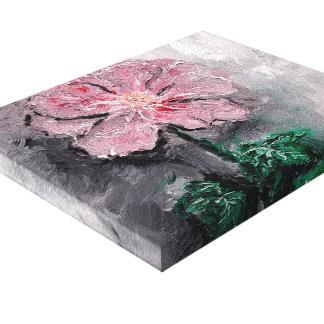 Impresión sombreada de la lona del aceite de los p lona estirada galerías