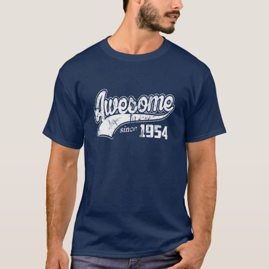 Impresionante desde 1954 camiseta