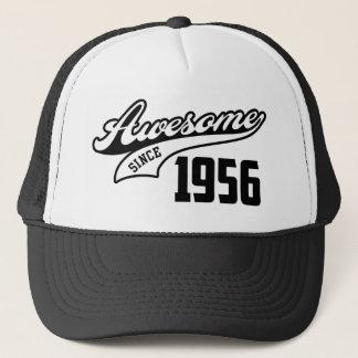 Impresionante desde 1956 gorra de camionero