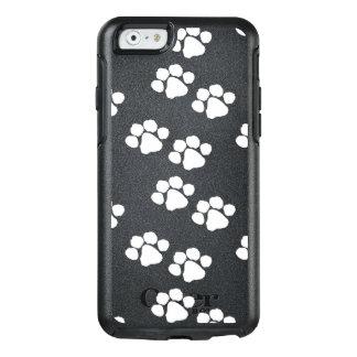 Impresiones de la pata para los dueños del mascota funda otterbox para iPhone 6/6s