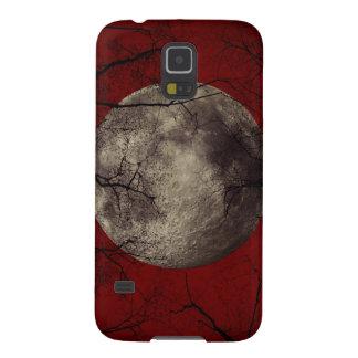 Impresiones fantasmagóricas de Halloween de la Carcasa Galaxy S5