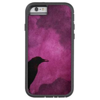 Impresiones fantasmagóricas del cuervo de funda tough xtreme iPhone 6