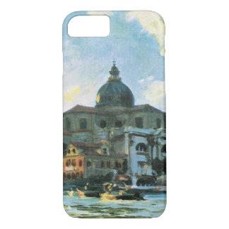 Impresionismo del vintage de Venecia Sargent de Funda iPhone 7