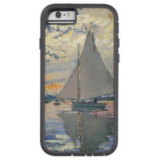 Impresionista del francés del velero de Monet Funda De iPhone 6 Tough Xtreme