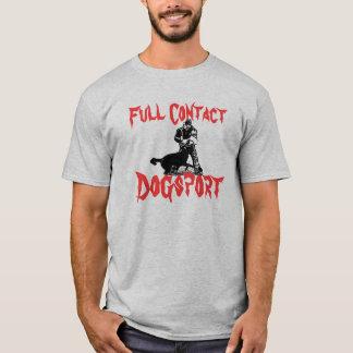 Impulsión de la trampa camiseta