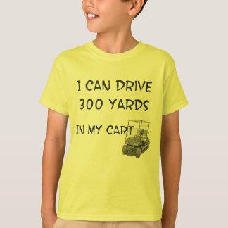 Impulsión Golfing Camiseta
