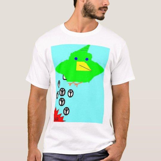 Impulso de la paz (ningún título) camiseta