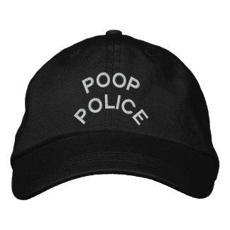 """""""IMPULSO P0LICE"""" bordado en el casquillo Gorra De Beisbol"""