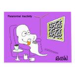 Inactividad paranormal postal
