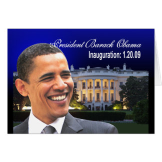 Inauguración 1-20-09 felicitaciones
