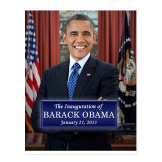 Inauguración 2013 de Barack Obama Postales