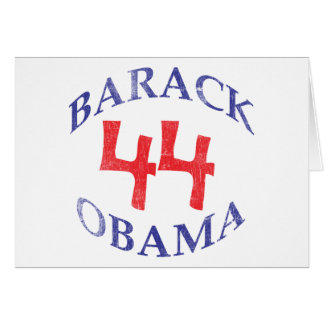 Inauguración de Obama Felicitacion