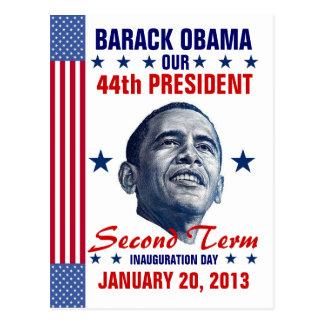 Inauguración presidencial 2013 postal