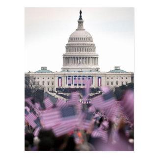 Inauguración presidencial de Estados Unidos Postal