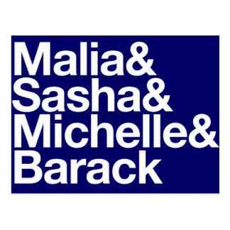 Inauguración y más de Obama Postal