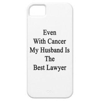 Incluso con el cáncer mi marido es el mejor abogad iPhone 5 coberturas