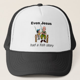 Incluso Jesús tenía decir cristiano de la historia Gorra De Camionero