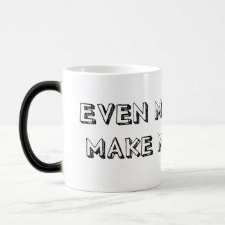 Incluso las máquinas hacen la taza de café de los