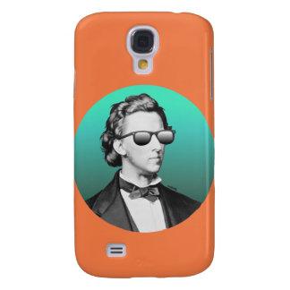 """Inconformista Chopin Funda Samsung S4"