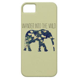 Inconformista de la margarita del Wanderlust de la iPhone 5 Case-Mate Protectores