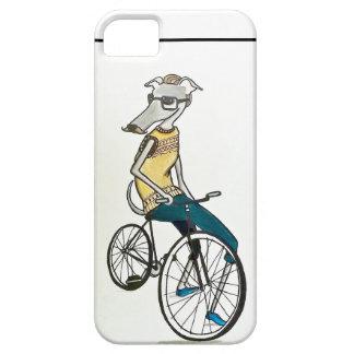Inconformista de Whippet (bici) iPhone 5 Cárcasas