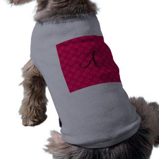indefinido camiseta sin mangas para perro