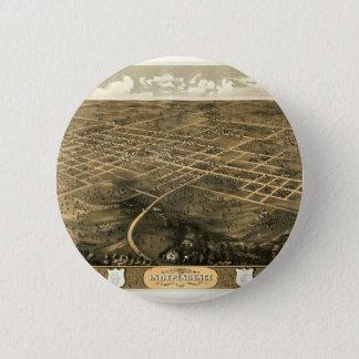 independence1868 chapa redonda de 5 cm