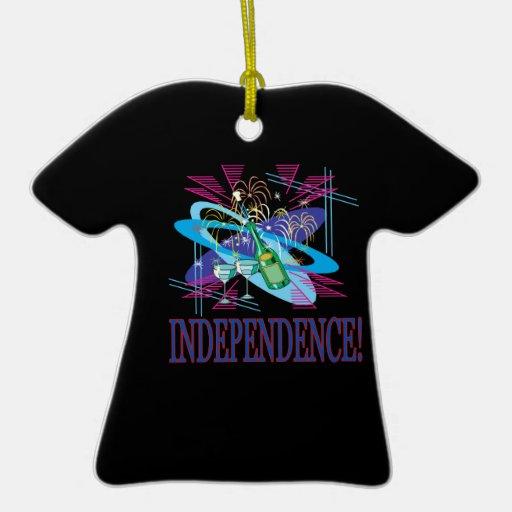 Independencia Adornos De Navidad