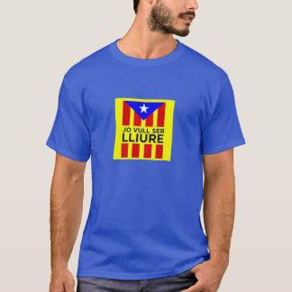 Independència Catalunya Camiseta