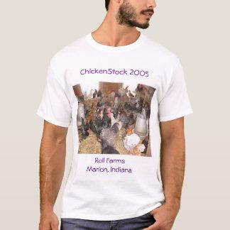 Indiana Chickenstock 2005 Camiseta