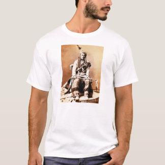 Indio 1880 del cuervo camiseta