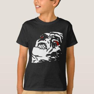 individuo de la rabia camiseta