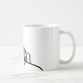Individuo del cereal II Taza De Café