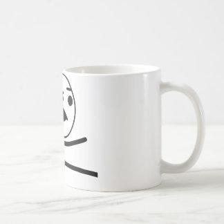 individuo del cereal tazas de café