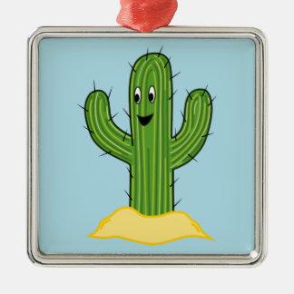 Decoraci n navide a individuo del cactus for Cactus navideno